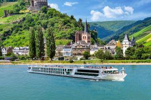 Oberwesel, Emerald River Cruise